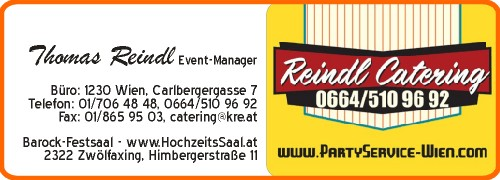 Catering PartyService Wien