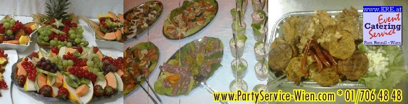 Grillplatte Käseplatte Kalte-Platte Obstteller BBQ-Event-Catering-Grill-Partyservice Faßbier Live-Grill Holzkohle