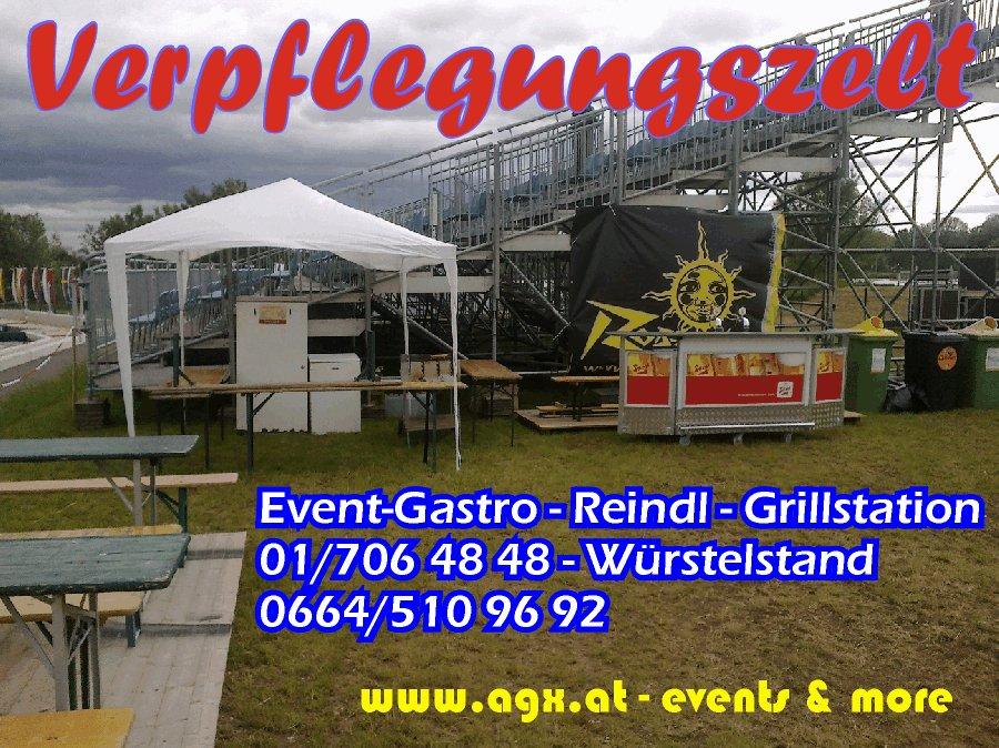 Event Gastro Verkauf Getränke Grillstand BBQ Essen
