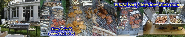 GrillParty - BBQ - Economy - PartyService & Catering